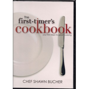 First Timer's Cookbook DVD