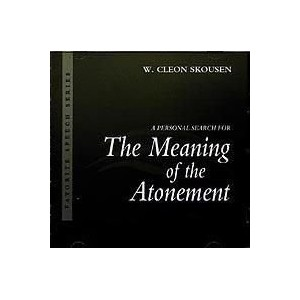 Personal Search for The Meaning of the Atonement CD