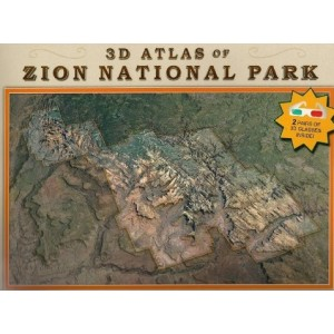 3D Atlas of Zion National Park