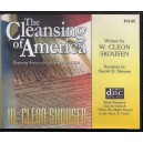 Cleansing of America - Book on CD