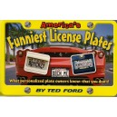 America's Funniest License Plates
